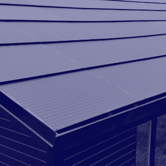 Solar roof fra solintegra