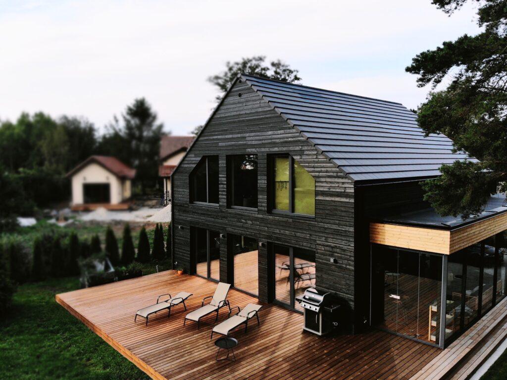 Bygningsintegrerte solceller