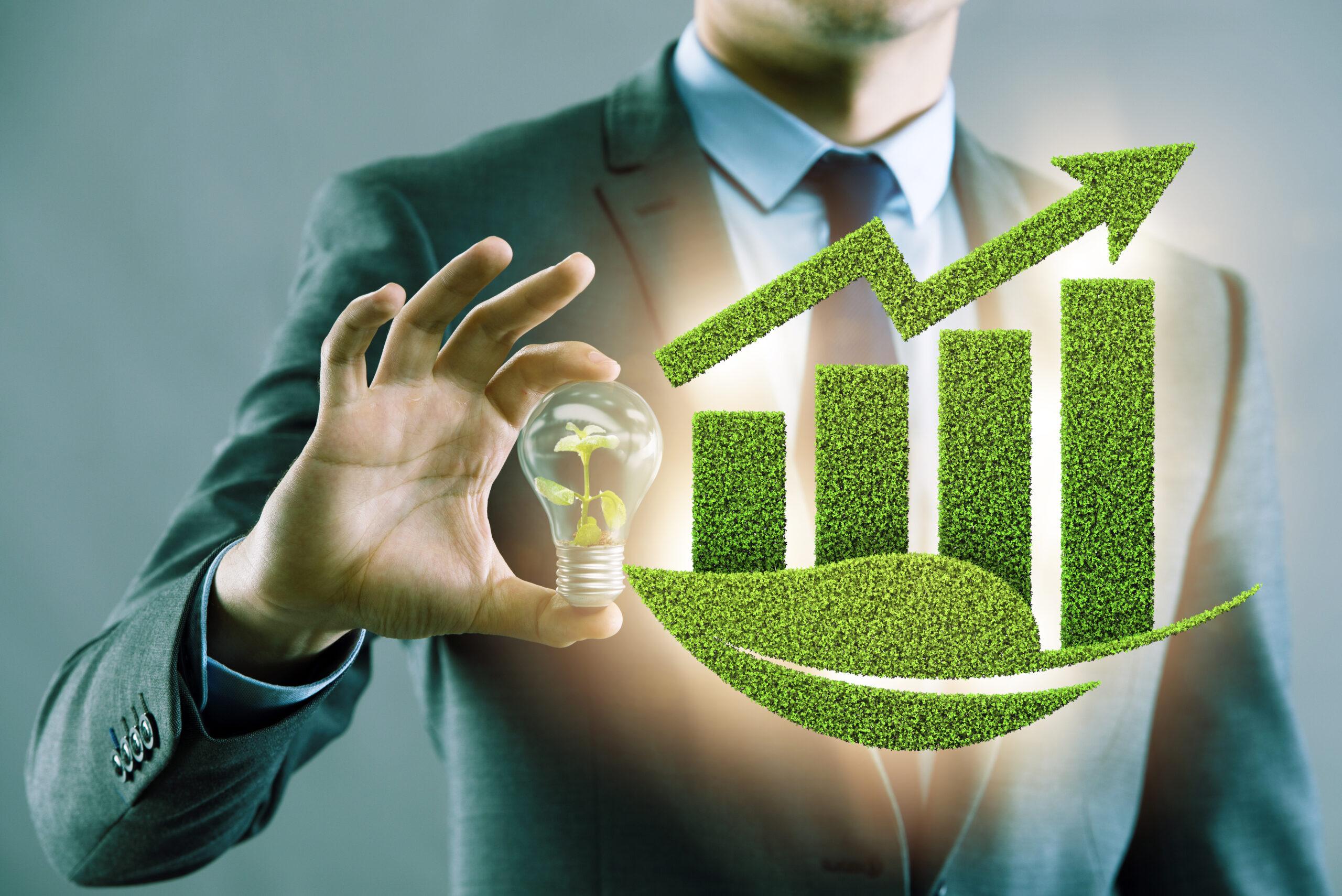 Bærekraft grønne lån finansiering